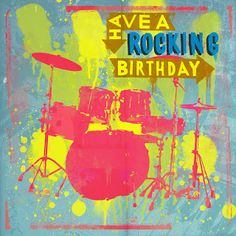 Have a Rockin Day | Have a Rocking Birthday