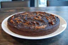 Black Bean Brownie (via Glowmagazine)