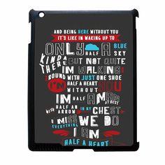 One Direction Fan Art iPad 2 Case