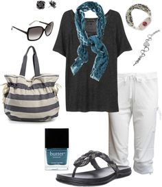 """Labor Day Weekend"" by jlucke on Polyvore"