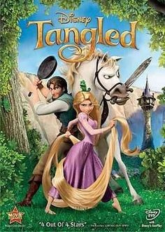 Tangled [PN1997.2 .T36 2011] The magically long-haired Rapunzel has spent her entire life in a tower, but now that a runaway thief has stumbled upon her, she is about to discover the world for the first time, and who she really is. Directors:Nathan Greno, Byron Howard Writers:Dan Fogelman (screenplay), Jacob Grimm (fairy tale), Stars:Mandy Moore, Zachary Levi, Donna Murphy