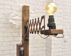Industrial Vintage Lamp, Industrial Vintage, Industrial Lamp, Industrial Floor Lamp, Vintage Lamp, Floor Lighting, Industrial Lighting