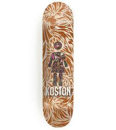 Eric Koston - Swanski OG Deck by Girl | crailstore