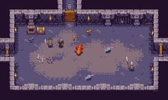 Roguelike Dungeon by iSohei on DeviantArt