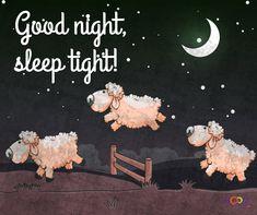 Hopefully you don't have to count too many sheep tonight! #goodnight #sleeptight