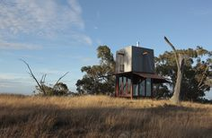 Permanent camping by Casey Brown Architecture Mudgee NSW, Australia