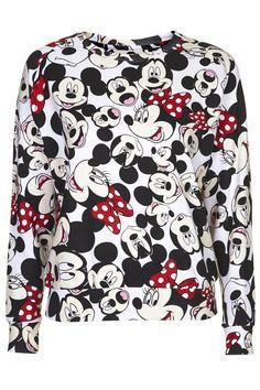 Mickey & Minnie Sweatshirt by Eleven Paris