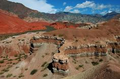 Reserva Natural Quebrada de Las Conchas, Cafayate, Salta