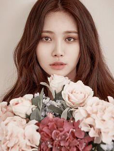 yura x one korea magazine