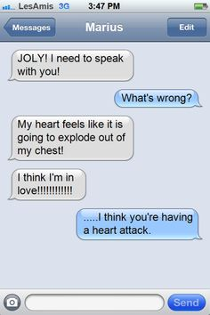 Oh Joly...