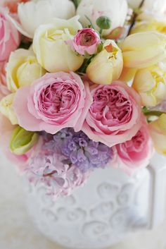 ♆ Blissful Bouquets ♆ gorgeous wedding bouquets, flower arrangements & floral centerpieces - rose & tulip bouquet