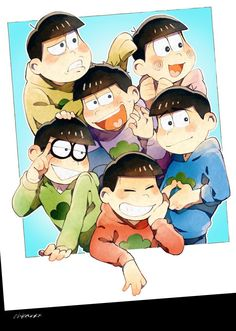 Osomatsu San Doujinshi, Ichimatsu, Ship Art, All Anime, South Park, Anime Style, Wattpad, Manhwa, Anime Characters