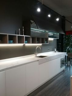 linea quattro kitchen display an inspirational showroom space providing a relaxed and creative environment to come together communicate and