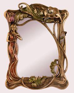 Art Nouveau Mirrors