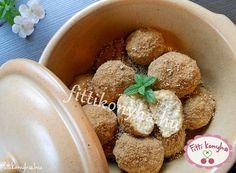 Fitti Konyha: Habkönnyű túrógombóc recept - Fitti túrógombóc egyszerűen