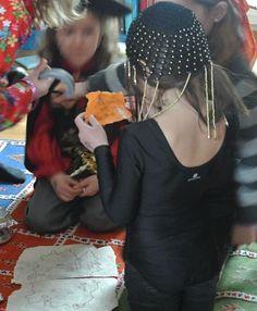 Une chasse au trésor pour l'anniversaire pirates d'une fille de 8 ans