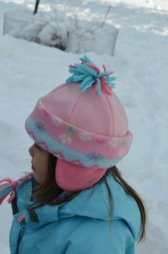 ikat bag: Winter Hats Part One: Pattern A
