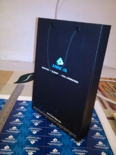 Printing & custom for paper bag