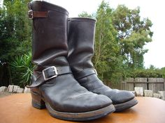 Vintage Engineer Boots: Search results for Wesco