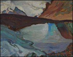 Frederick Horsman Varley (Canadian) - Online art auction