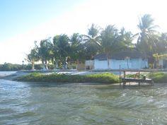 Ilha do Carlito, Lagoa do Mundaú, Maceió.