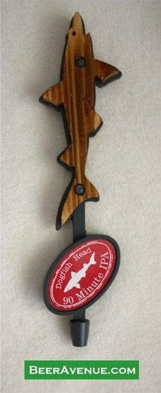 Looking for custom or branded beer tap handles for your brewery or home bar? You can find a wide variety of Homebrewing draft beer supplies, beer signs, tap handle parts, beer pint glasses and much more. Bar Refrigerator, Dogfish Head, Homemade Beer, Beer Taps, How To Make Beer, Beer Brewing, Ipa, Brewery, Bottle Opener