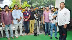 Dil Raju Raj Tharun's Lover Movie Opening Gallery - Social News XYZ