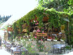 Traditional Taverna in Agios Nikitas Lefkas