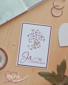 Stampin Up Detailed Floral Rosenrot Mr