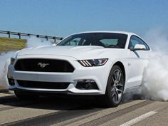 2015 Mustang GT Gets Line-Lock Equipped Standard!