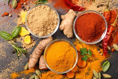 7 Anti-Inflammatory Herbs and Spices