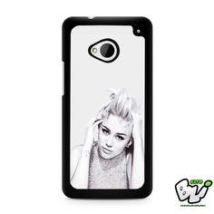Miley Cyrus HTC G21,HTC ONE X,HTC ONE S,HTC M7,M8,M8 Mini,M9,M9 Plus,HTC Desire Case