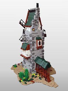 Windmill Outpost | by Dwalin Forkbeard
