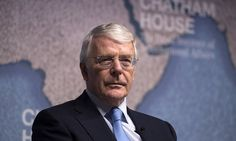 Sir John Major should know about historic mistakes - a man whose term as prime minister was so incompetent it paved the way for 13 years of unbroken Labour government.