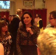 Lana Parrilla meeting fans - Fairy Tales III - June 2015