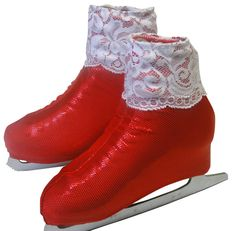 Pink Geo Boot Covers for RollerSkates and Ice Skates  S,M,L