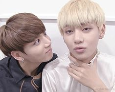 VKOOK.. ㅋㅋㅋOMG !!  they are so cute..