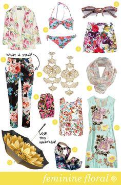 STYLE BOARD Floral_Products_DesignerJewelry_KendraScott