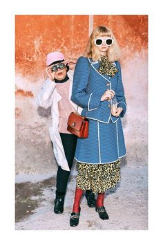 Gucci Pre-Fall 2019 Fashion Show Collection: See the complete Gucci Pre-Fall 2019 collection. Look 51 Winter Trends, Fall Fashion Trends, Vogue Paris, Gucci Fashion, Womens Fashion, Fashion Black, Fashion Edgy, Fashion Pants, Edgy Dress