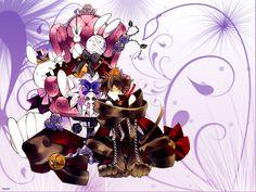 pandora hearts cheshire | cheshire cat pandora hearts cheshire neko