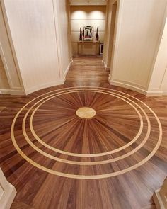 Strip, Plank, and Parquet - learn about these different styles of wood floors.