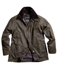 Barbour Classic Bedale Jacket- Olive | Classic Tartan