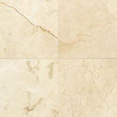 Daltile Natural Stone Collection Crema Marfil 12 in. x 12 in. Marble Floor and Wall Tile (10 sq. ft. / case)-M72212121L at The Home Depot