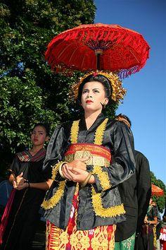 Future Wife During Selong Wedding, Mataram, Lombok Island, Indonesia