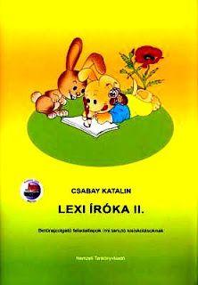 Marci fejlesztő és kreatív oldala: Lexi íróka II.