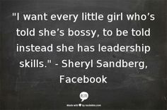 Sheryl Sandberg, COO of Facebook. #quotes