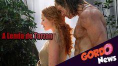 A Lenda de Tarzan -  O que espera do filme