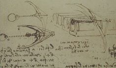 Leonardo da Vinci - Tagliasartie, study