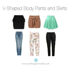 Do you have a #Vshaped Body? Wear the styles that flatter you! Go to http://auraimageconsulting.com/2014/06/v-shaped-body/ #StylistToronto #ImageConsultant