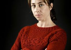 """Knitting at Large: Killer sweaters from """"The Killing"""""""